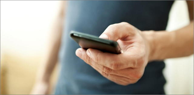 Получаем СМС от Сбербанка