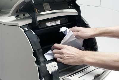 <br>Что делать, если принтер жует бумагу»/></div></div></div> <h2 id=