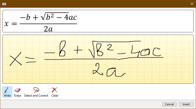 Как в Ворде вставить формулу