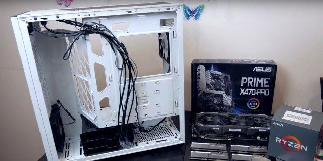 Как самому собрать компьютер
