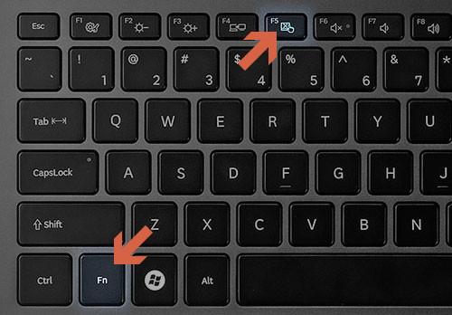 Как отключить тачпад на ноутбуке